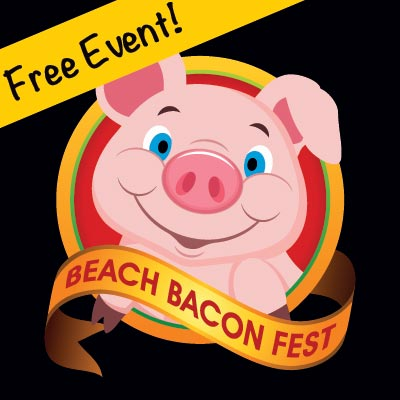 Beach Bacon Fest Wildwood NJ